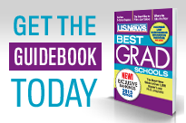 2013 Best Grad Schools Guidebook